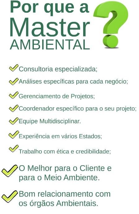 Master Ambiental - Empresa de Consultoria Ambiental - Master ... 161f22fb35