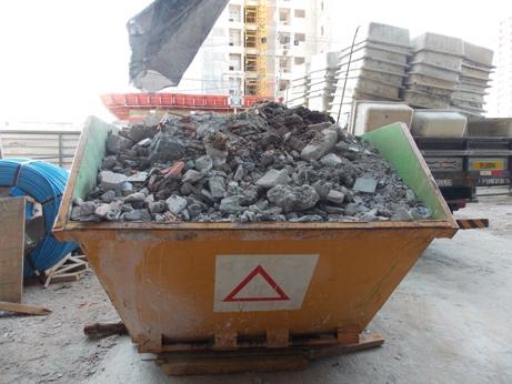 """A diferença entre o """"quebra-quebra"""" e a gestão de resíduos"""