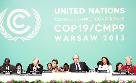 COP-19 aprova acordo sobre florestas para amenizar fracassos de Varsóvia