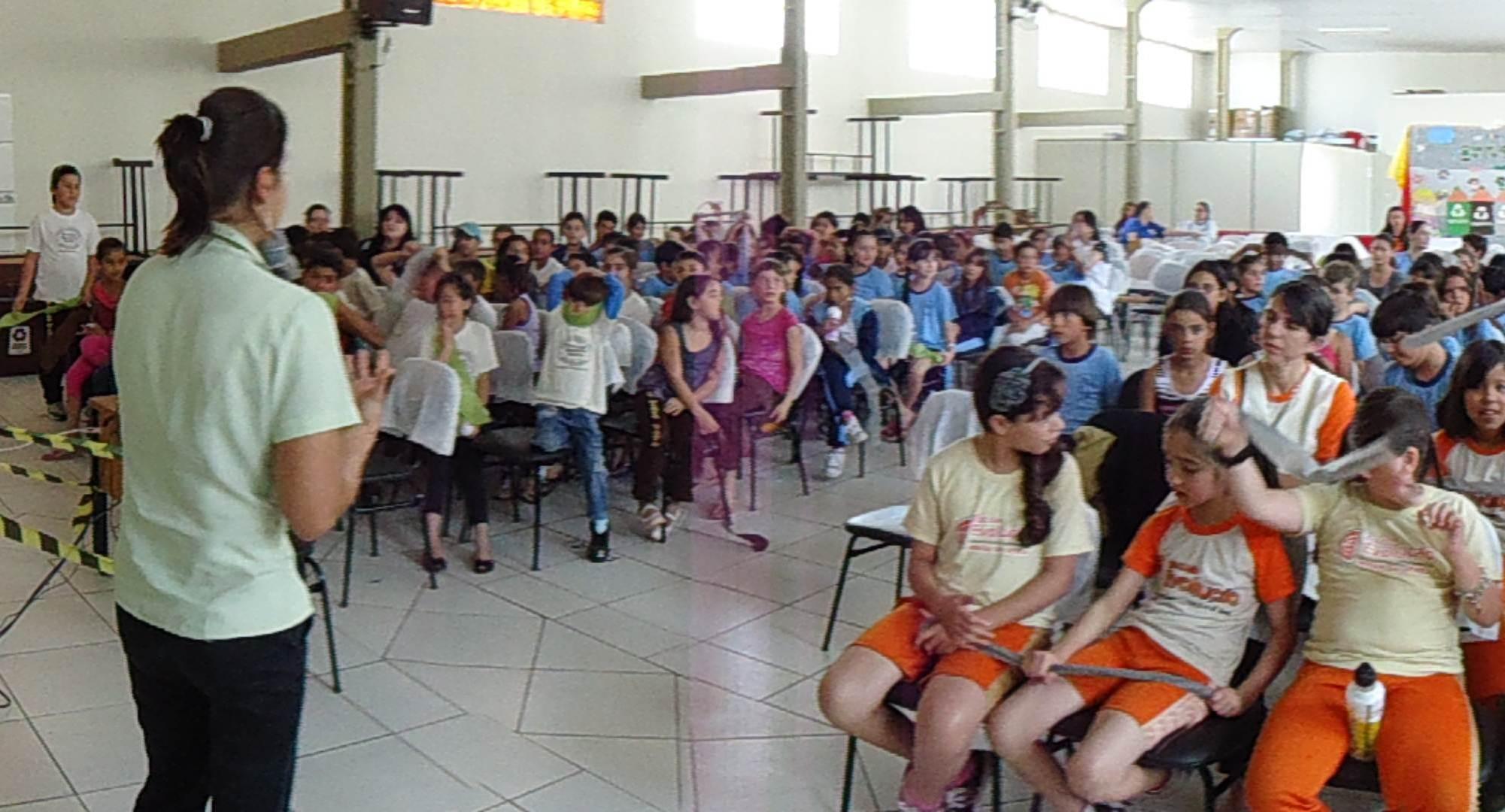 Educação ambiental nas escolas paranaenses agora é obrigatória