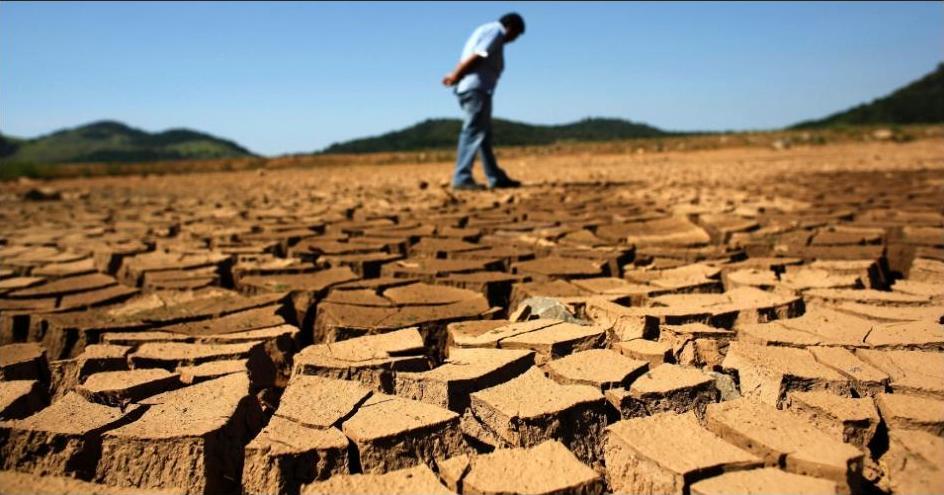 Vai faltar água e a culpa é da natureza?