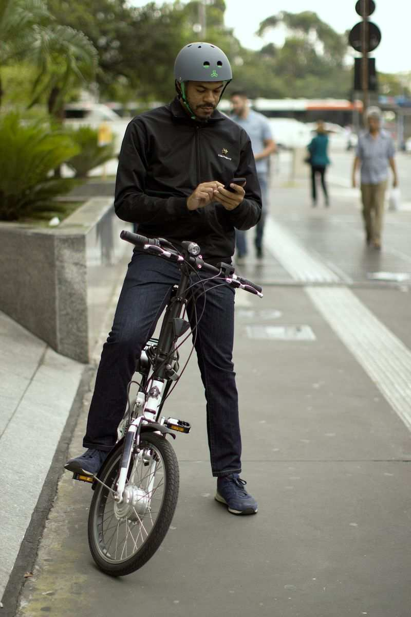 Projeto Bike da Firma troca vale-transporte por bicicleta