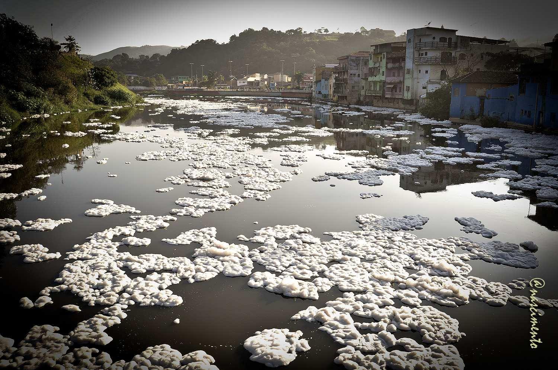 As consequências dos metais pesados na água