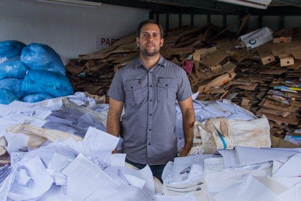 Universidade em Brasília é referência no tratamento de resíduos