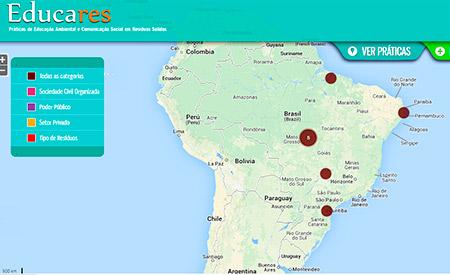 MMA lança ferramenta que reúne iniciativas sobre educação ambiental e resíduos sólidos