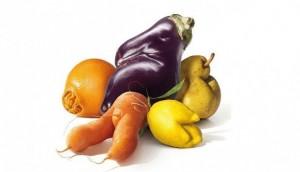 Campanha francesa incentiva consumo de vegetais que iriam para o lixo