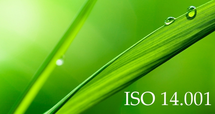 Parceria realiza certificações com base na ISO 14.001