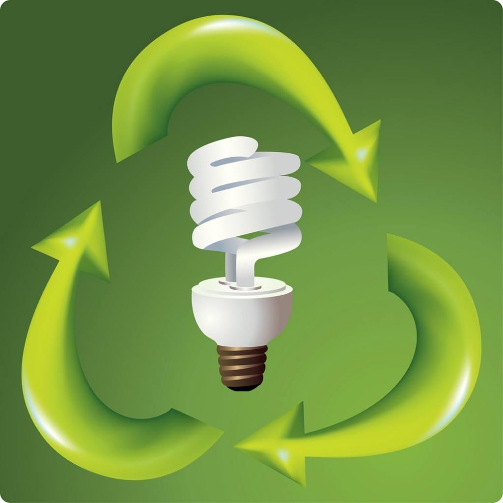 O que sua empresa faz com as lâmpadas fluorescentes pós-consumo?