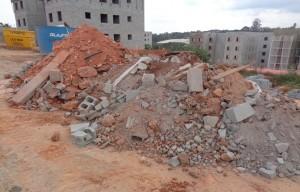 Resíduos da Construção Civi