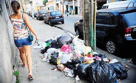 Produção de lixo no país cresce 29% em 11 anos, mostra pesquisa